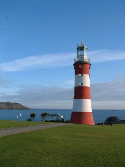 Smeaton's Tower - Plymouth Hoe